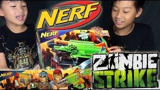 รีวิวปืนธนู Nerf ใหม่ Zombie Strike Cross Bow