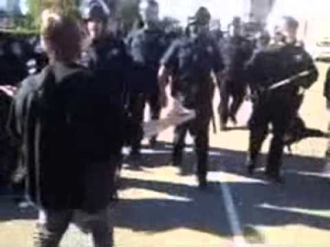Oakland settles suit filed by woman in Occupy protest
