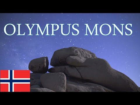 Olympus Mons | Learn Norwegian Naturally
