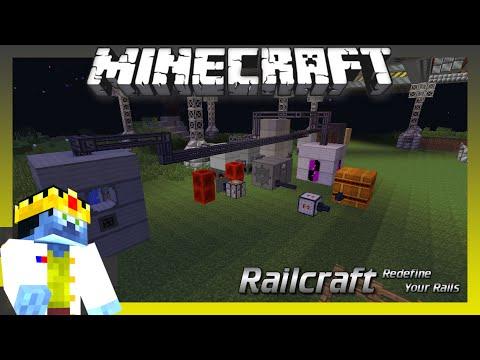 Railcraft 1.7.10 Tutorial  - Part 2 -  Machines
