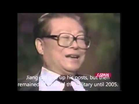 Terrorism Strikes China - Jiang Zemin on 60 Minutes