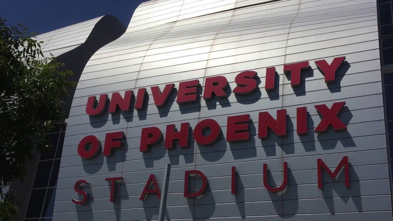 University of Phoenix Stadium Tour (Arizona Cardinals)