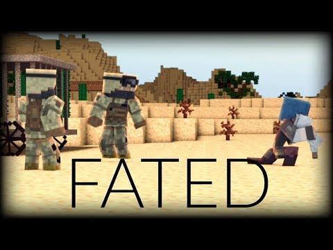♪ Fated | Minecraft Parody | Lyrics