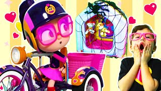 Abby Hatcher fuzzly catcher Toys are in trouble Watch Full Episode Abby Hatcher saves her friends