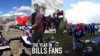 The Year in Bills Fans