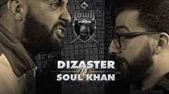 KOTD - Rap Battle - Dizaster vs Soul Khan   #TB2