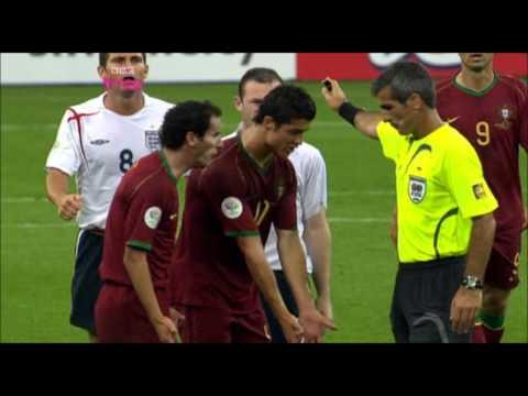 Cristiano Ronaldo vs Wayne Rooney |HD|