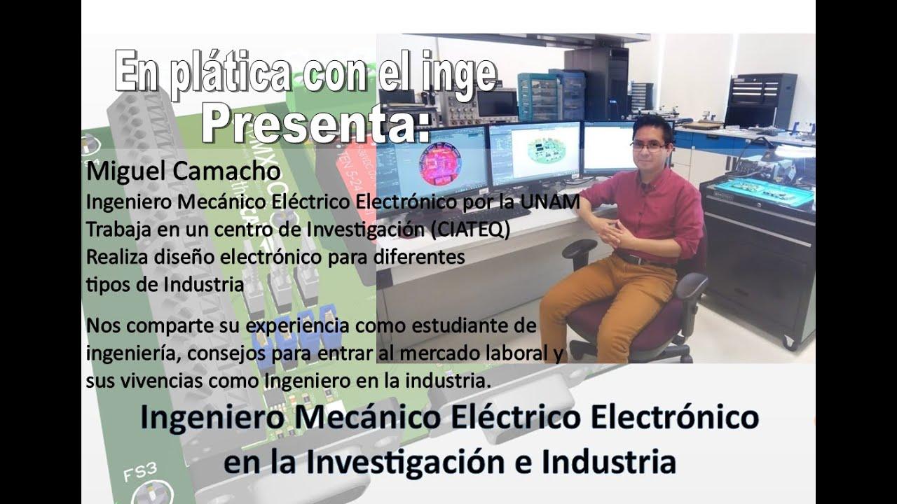 Estudiar Ingeniería Mecánica Eléctrica, vivencias y tips para estudiantes y futuros ingenieros