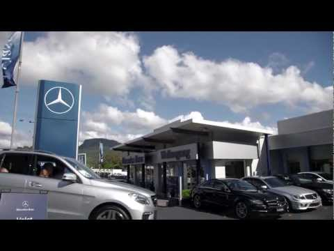 Mercedes-Benz Television Commercial