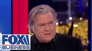 Bannon: American people are losing interest in Dems' impeachment push