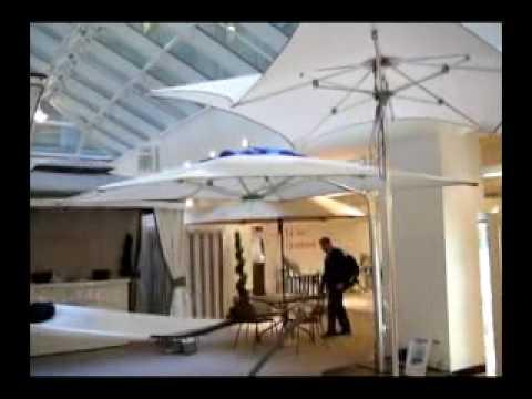 Repeat how to: parasol opzetten borek zermatt 300cm kees smit