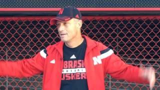 Coach Riley talks preparations for Illinois