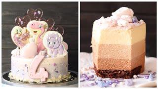 САМЫЙ ВКУСНЫЙ МУССОВЫЙ ТОРТ ТРИ ШОКОЛАДА Triple chocolate cake recipe