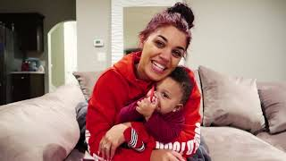THE BIRTH OF KYRIE | STORYTIME | Biannca Prince