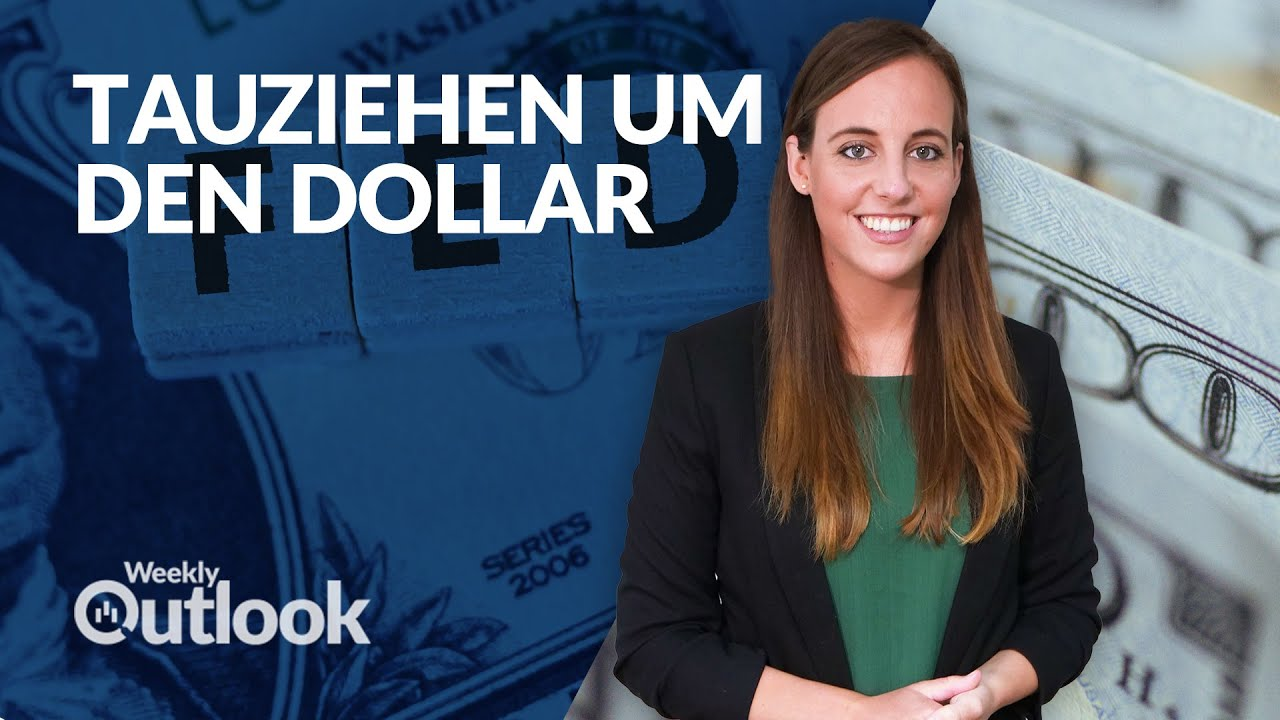 Tauziehen um den Dollar