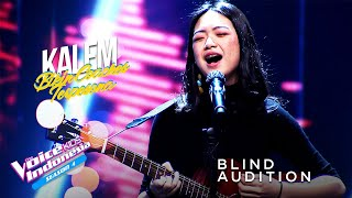 Faith Christabelle - Before You Go | Blind Auditions | The Voice Kids Indonesia Season 4 GTV 2021