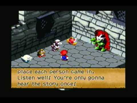 Old Let S Play Super Mario Rpg Extra 4 Puzzle Me This Youtube
