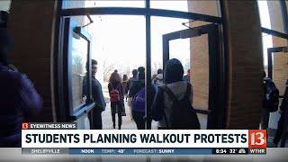 National school walkouts