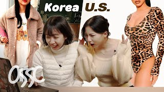 Korean Girls Buying Clothes At…