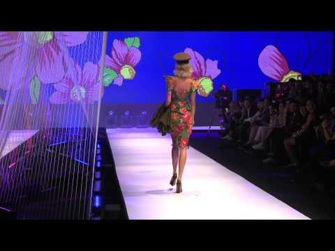 Alunos do SENAI apresentam coleções em desfile do Brasil Fashion