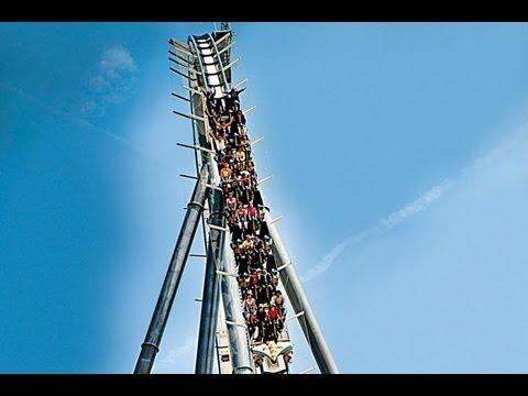 10 Tallest RollerCoasters in the World