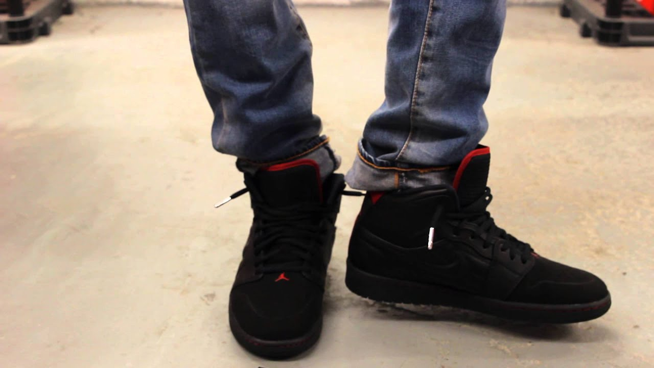 Nike Air Jordan 1 Retro 99 Sur Les Pieds