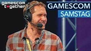 Das war Tag 5 der gamescom - #gctogether