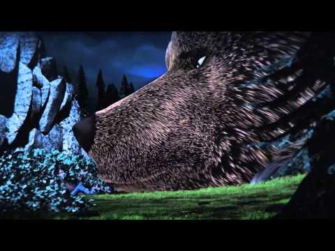 Как приручить медведя мультфильм 2011