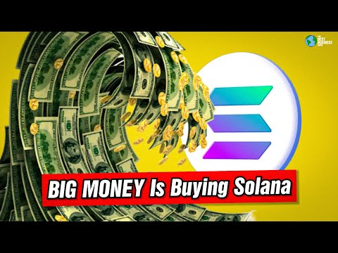 Solana Is The NEXT Big Cryptocurrency Asset?!