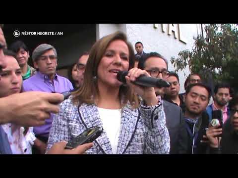 Avanza la candidatura de Margarita Zavala