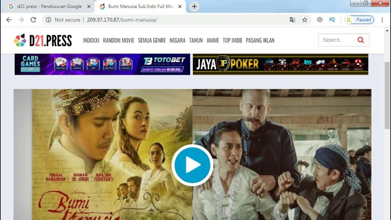 Situs Streaming Buat Nonton Film Online - YouTube