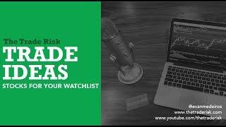 Stock Market Swing Trade Ideas 2-20-19 ALSN AYX I LIN ETSY