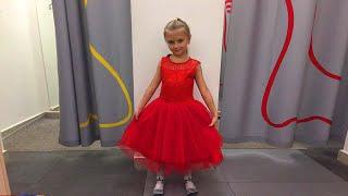Ярослава хочет стать принцессой! Почему мы не купили платье?