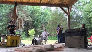 New Zion with Cyro Baptista- Bradford Graves Sculpture Park July 19, 2014