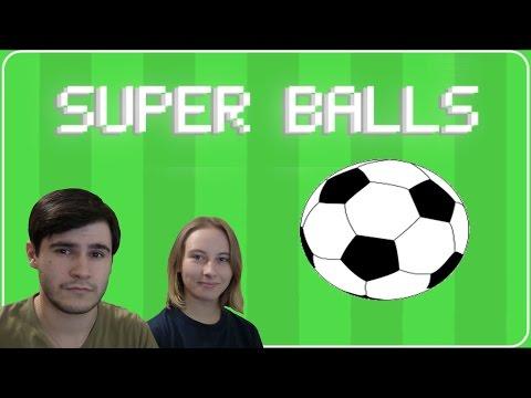 Super balls ♦Супер Шары♦ [ФЛЕШ ИГРЫ НА ДВОИХ]