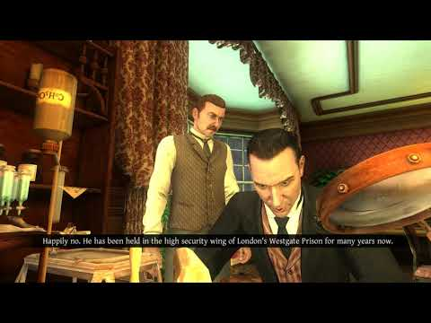Let's Play: The Testament of Sherlock Holmes (Part 3)  