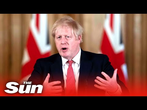 Live: Boris Johnson leads conference before easing of corona