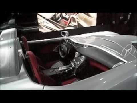 世界限定75台といわれるSLRスターリングモスも登場! とりあえず、内外装を簡単にご紹介。