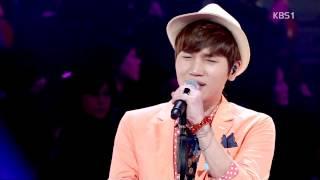 [130501] K.Will (케이윌) - Love Blossom (러브블러썸) @ KBS Labor Day Concert