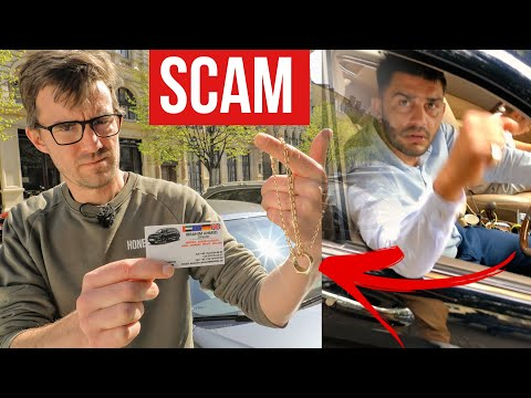 The Fake Golden Ring/Out of Gas/ SCAM Explained (Honest Guide)