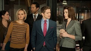"The Good Wife After Show Season 5 Episodes 21 & 22 ""What Love Means; A Weird Year"" 