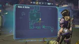 Borderlands Pre Sequel - Veins of Helios - Cult of the Vault Symbols Locations