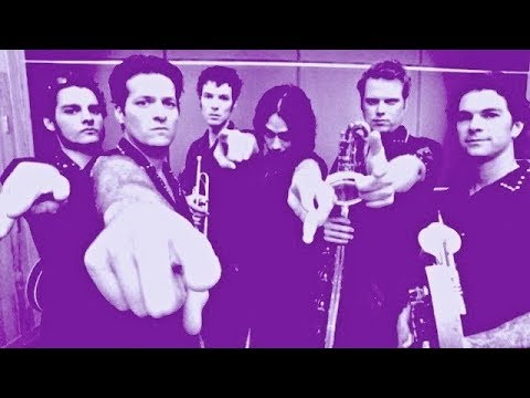 ROCKET FROM THE CRYPT Steve Lamacq 24th January 1996