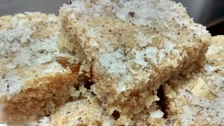 Eid special coconut soft suji Katli/ special dry fruit suji katli/ soft & easy suji katli recipe