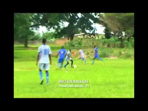 ZADY FOOTBALL CLUB OF GAGNOA COTE D IVOIRE BOHUE.flv
