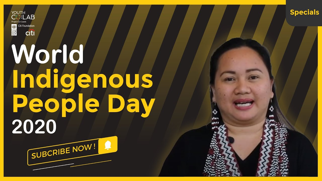 World Indigenous Peoples Day 2020