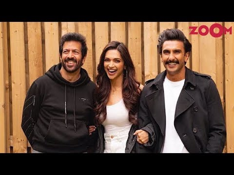 Deepika Padukone reunited with Ranveer Singh and Kabir Khan for her upcoming film Mp3