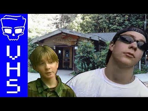 """Whale Gulch High School 1997 USA network """"in a minute"""" segment."""