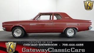 1966 Plymouth Valiant Gateway Classic Cars Chicago #940