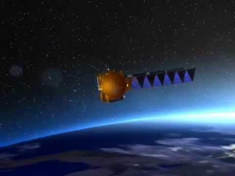 Earth Observing System - Aqua - Artist conception of Aqua Video 2nd